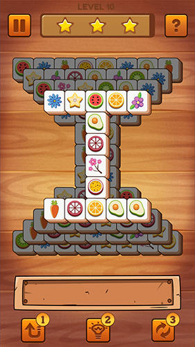 Tile craft: Triple crush für Android