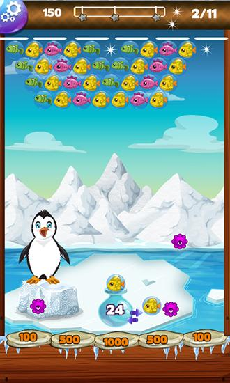 Frozen Antarctic: Penguin for Android