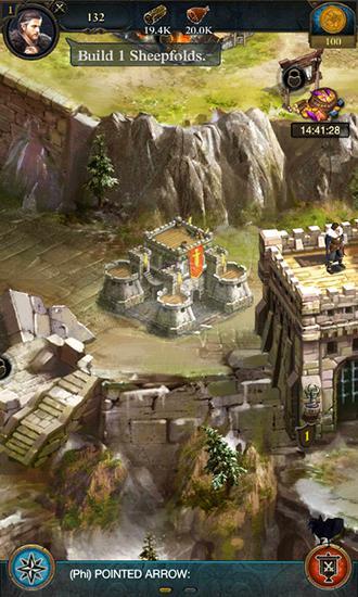 Online Last kingdom: War Z für das Smartphone