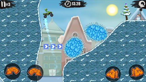 Moto X3M: Bike race game screenshot 2