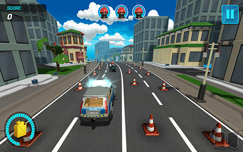 Playmobil police for Android