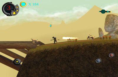 Captura de pantalla Bicho extraterrestre Mauv en iPhone