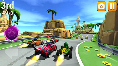 Rev heads rally para Android
