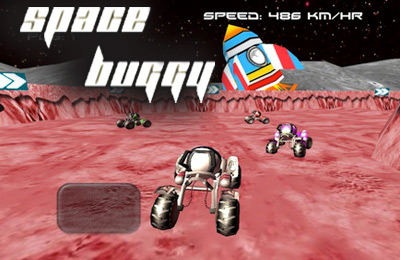 Screenshot Mond-Buggy 3D ( Rennspiel ) auf dem iPhone