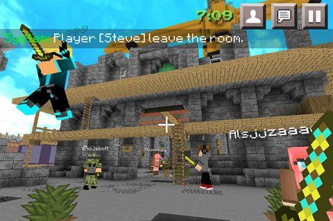 Скриншот Прячься и ищи: Многопользовательская игра на Айфон