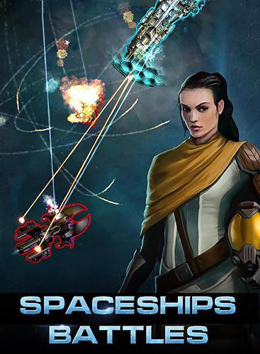 Spaceship battles screenshot 1