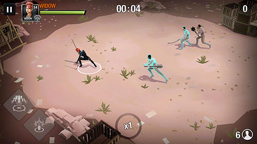 Into the badlands: Champions für Android