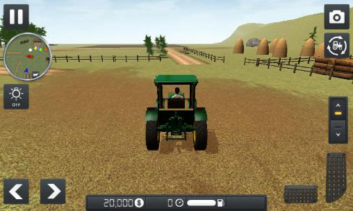 Farmer sim 2015 for Android