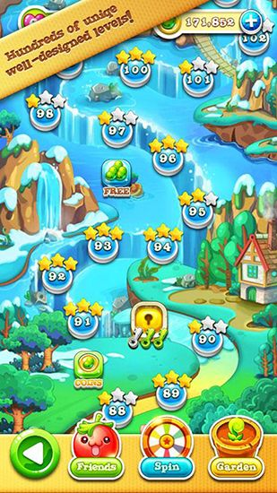 Garden mania 2 für Android