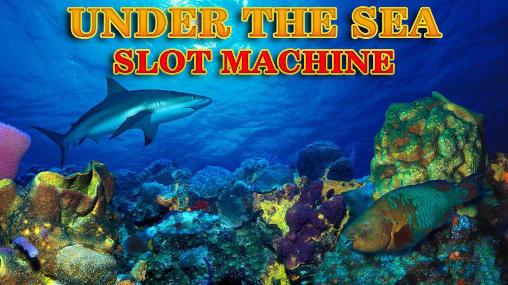 Under the sea: Slot machine Screenshot