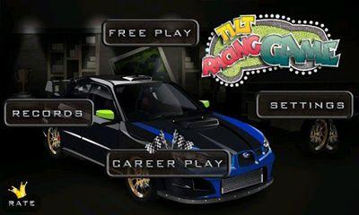 Rennspiele Tilt Racing für das Smartphone