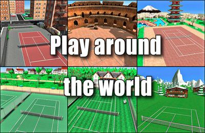 Coup de Tennis 3