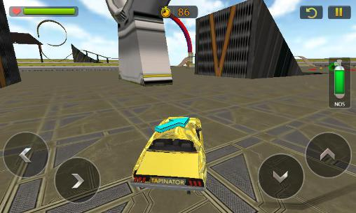 Car stunt race driver 3D for Android