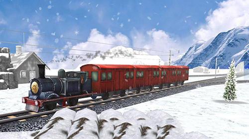 Fast train simulator 2018capturas de pantalla
