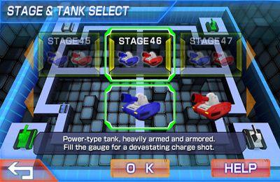 Action games: download TouchBattleTankSP to your phone