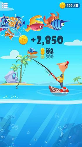 Fishing fantasy auf Deutsch
