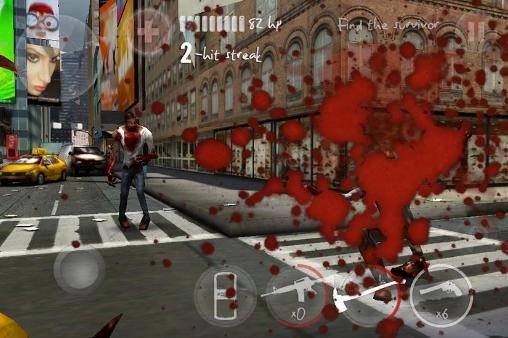 N.Y. zombies 2 screenshot 1
