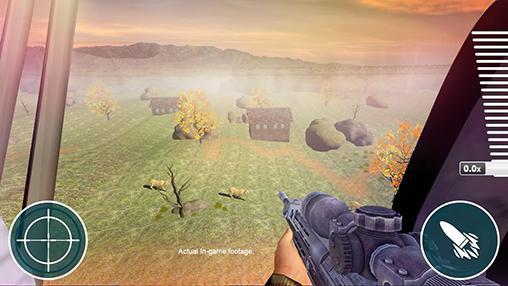 Jagd-Spiele Hunt 3D auf Deutsch
