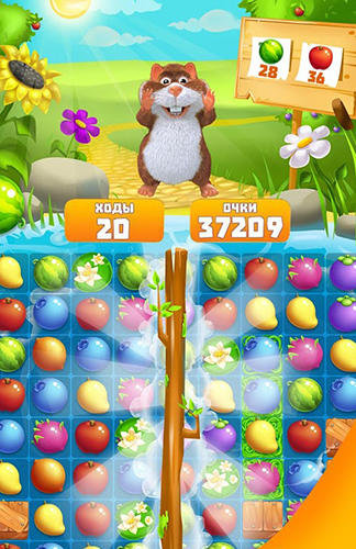 Hamster: Match 3 game für Android