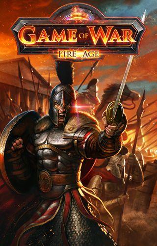 logo Game of War: Zeitalter des Feuers