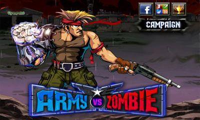 Army VS Zombie icon