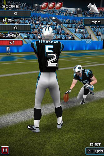 NFL Kicker 15 für iPhone