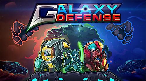 Galaxy defense: Lost planet captura de pantalla 1