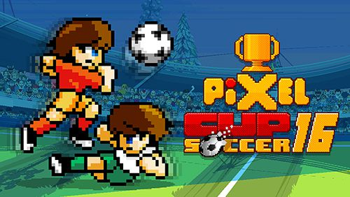 Pixel cup soccer 16 screenshot 1