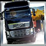 Simulador de caminhão: Cidade ícone
