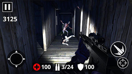 Last dead Z day: Zombie sniper survival capture d'écran 3