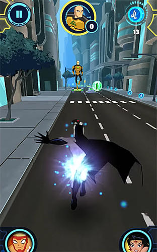 Justice league action run für Android