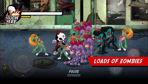 Arcade: Lade Zombieheld: Rache von Kiri auf dein Handy herunter