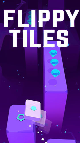 Flippy tiles: Follow the music beat скриншот 1