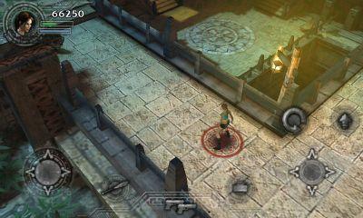 Lara Croft: Guardian of Light in English