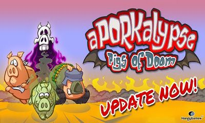 Aporkalypse - Pigs of Doom! Screenshot