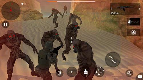 Actionspiele Earth protect squad für das Smartphone