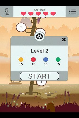 Juegos de arcade TwoDot para teléfono inteligente