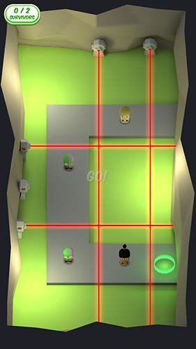 Spiele mit Bällen Balls of the dead auf Deutsch