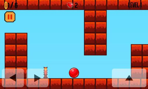Bounce ball: HD original for Android
