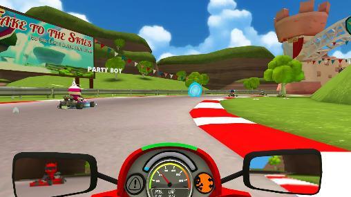 VR karts: Sprint Screenshot