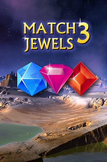 Match 3 jewels скриншот 1
