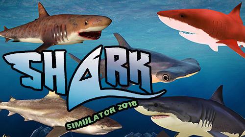 Shark simulator 2018 Screenshot