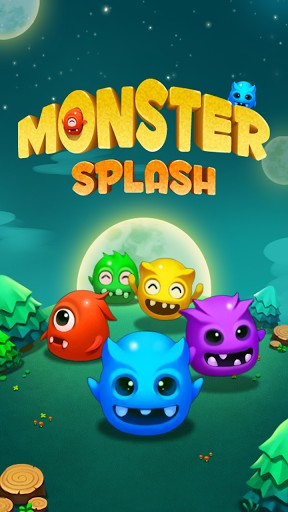 Monster splash Screenshot