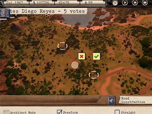 Скриншот Tropico на андроид