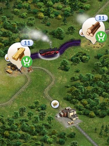 Rail nation screenshot 4