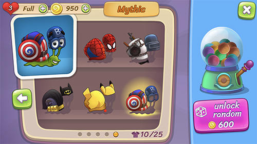 Snail Bob 3 скріншот 1