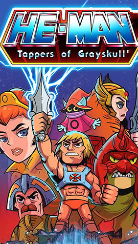 He-Man: Tappers of Grayskull скриншот 1