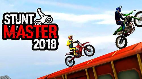 Stunt master 2018: Bike race captura de pantalla 1