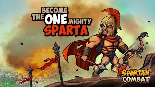 Arcade Spartan combat: Godly heroes vs master of evils für das Smartphone
