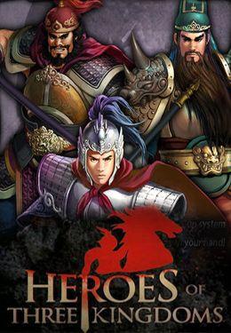 logo Los héroes de los tres reinos